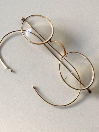 Óculos muito antigos (colecionador)