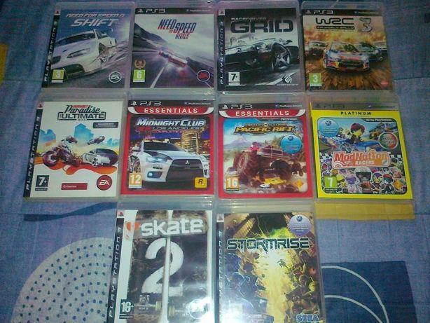 PS3 - Carros