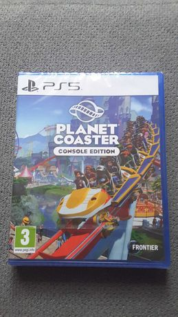 Gra Planet Coaster Console Edition na PS5
