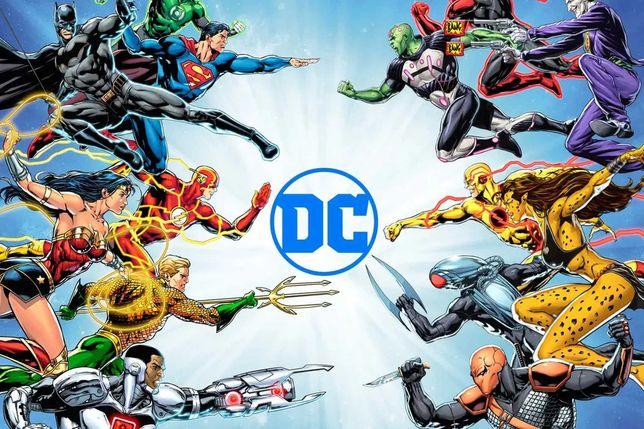 Quadros Decorativos DC Comics - Edição de Colecionador