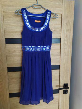 Śliczna sukienka S/M 38