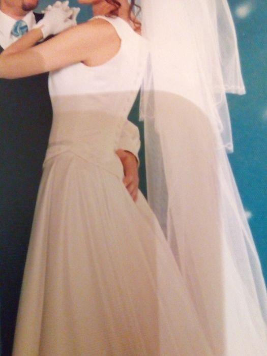 Suknia ślubna biała Radzymin - image 1