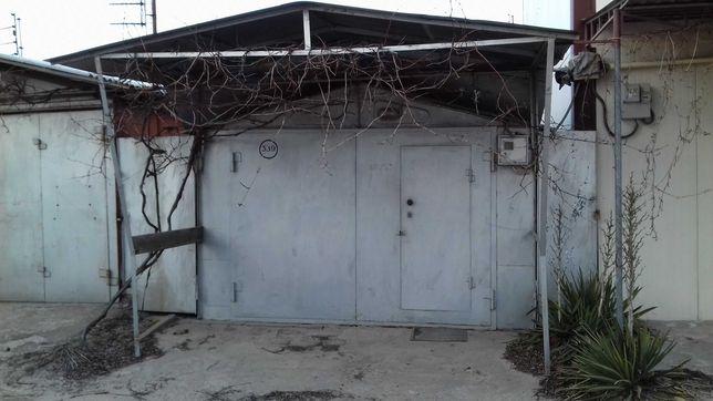 """Продам гараж на берегу моря на коске, лодочный кооператив """"Ветеран""""."""