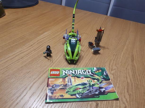 Klocki Lego Ninjago 9447