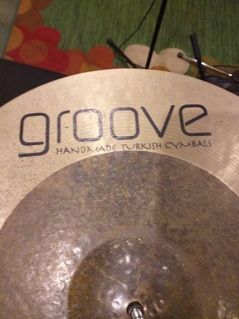CRASH e RIDE Groove  reparados