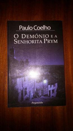 O demónio e a senhora Prym, de Paulo Coelho. Preço acresce portes