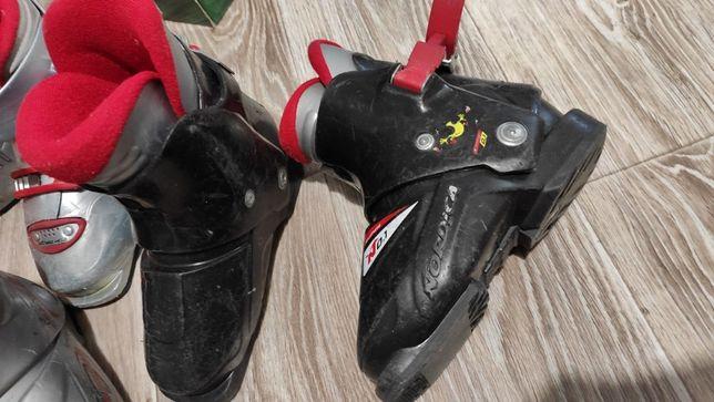Детские горно-лыжные ботинки Nordica