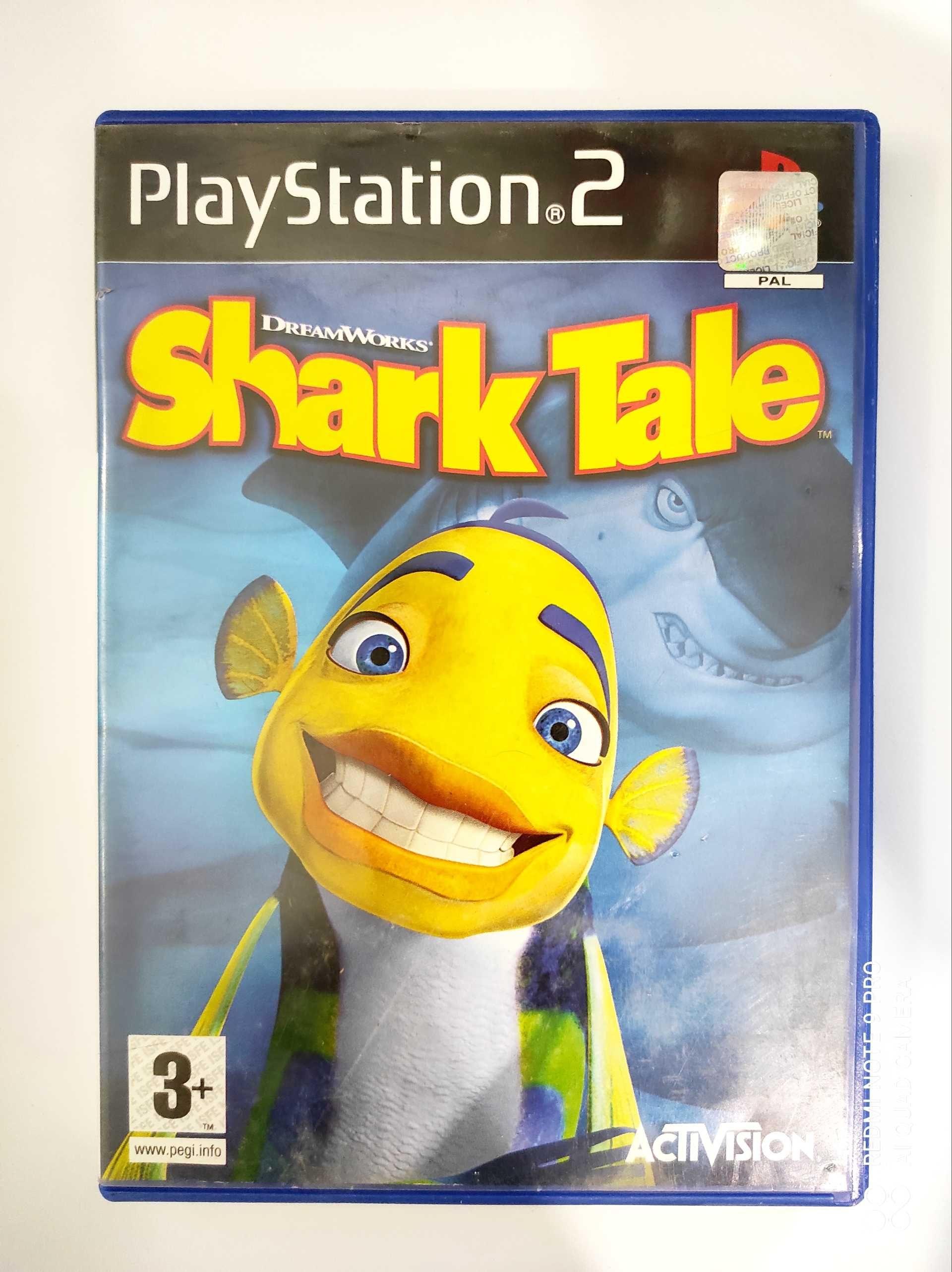 Shark tale ps2   .