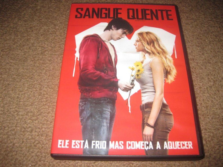 """DVD """"Sangue Quente"""" de Jonathan Levine Paços de Ferreira - imagem 1"""