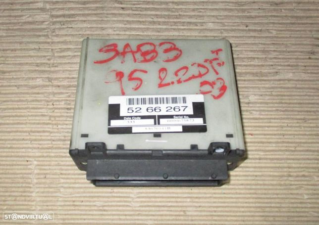 Modulo para Saab 9-5 2.2 di (2003) 5266267 0000675873 53070141B