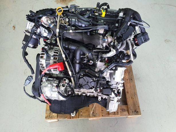 Motor Jaguar XF 2.0D 2019 DE 180CV,REF: 204DTD