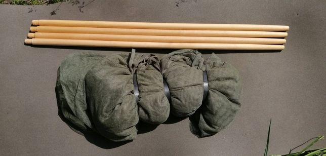 Антимоскитная сетка для НАТОвской полевой кровати
