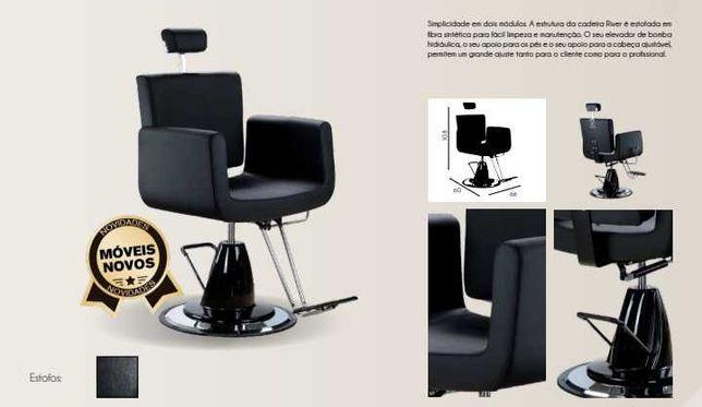 Cadeira barbeiro / make up NOVAS ( promoçao )