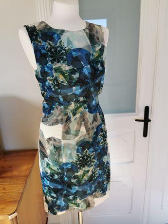 Wizytowa sukienka h&m 38