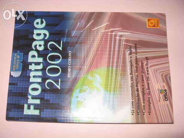"Livro ""Frontpage 2002"""