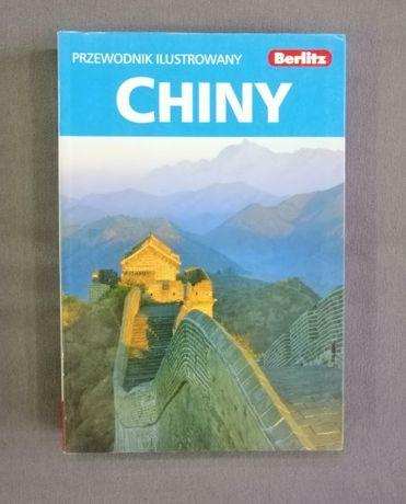 Nowe! Przewodnik lustrowany CHINY Berlitz
