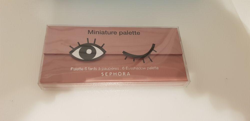 Sephora Miniature Palette paletka Donut nowa Tarnowskie Góry - image 1