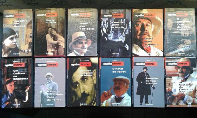 Romances Agatha Christie