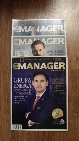 Manager - Biznes To My. 2017, 2018