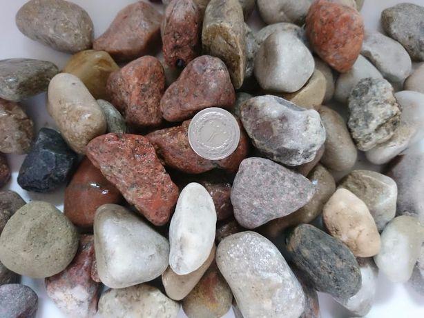 ŻWIR rzeczny kolorowy ogród oczyszczalnia 16-32mm, 8-16mm, 2-16mm