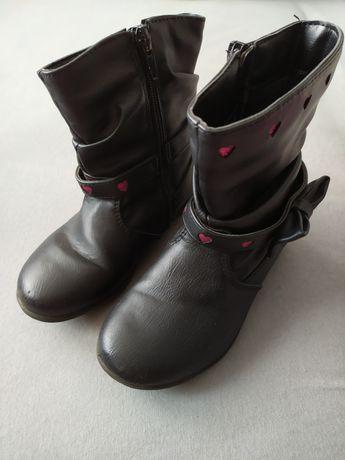 Komplet butów wiosennych rozmiar 27
