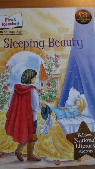 Sleeping Beauty, Śpiąca Królewna, język angielski dla dzieci, prezent
