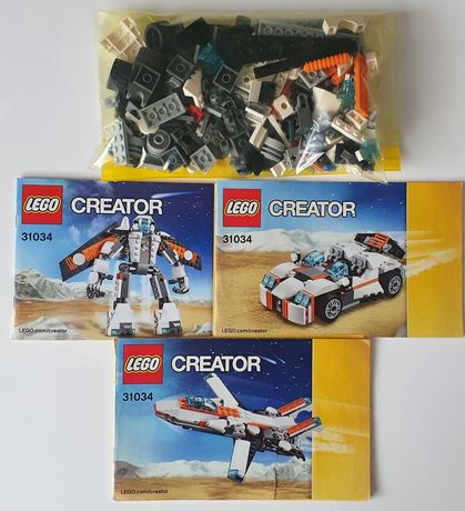 Lego creator 31034