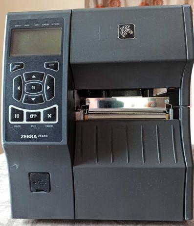 Z15 - Impressora etiquetas Zebra ZT410 ZT410-T0E0000Z