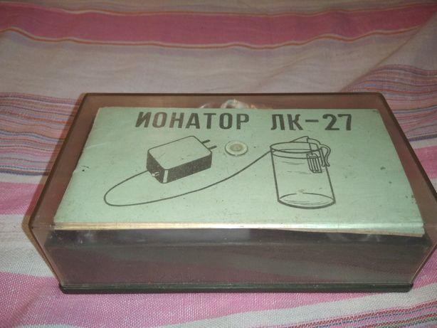 Продам ионатор ЛК-27