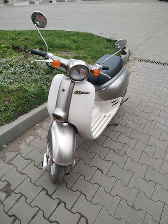 Скутер Honda Giorno, скутер хонда джорно