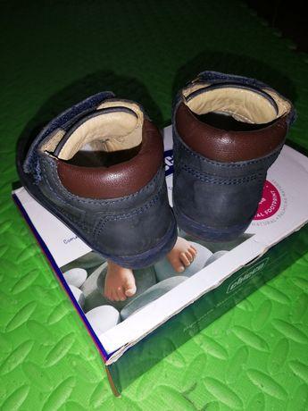 Ботинки chicco Gustavo для двойни размер 20 и 22