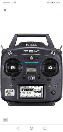 Aparatura Futaba T6K V2 P-CB6K/L nadajnik