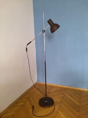 Lampa podłogowa vintage lata 60 industrialna