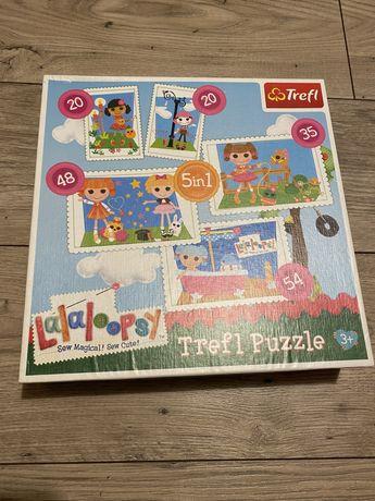 Lalapopsy, puzzle trefl
