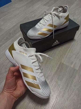 Футзалки Adidas Predator 20.3 In Бутсы бамбы копочки