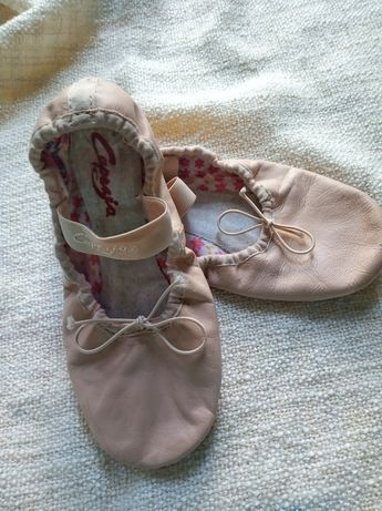 Пуанты/ чешки / танцевальная обувь/ для балета