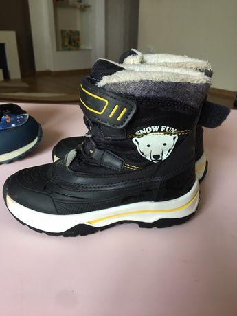 Демисезонні черевики24-25