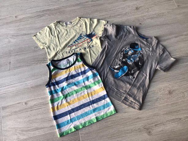 R 110 bluzka/ koszulka/ T-shirt ZARA, F&F