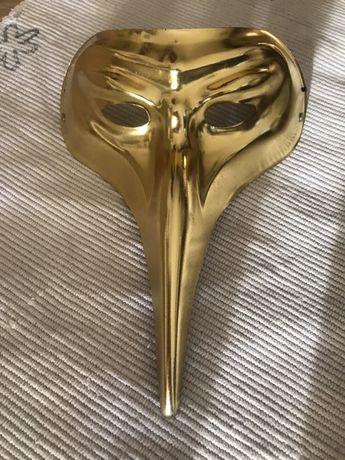 Máscara de Veneza/Médico