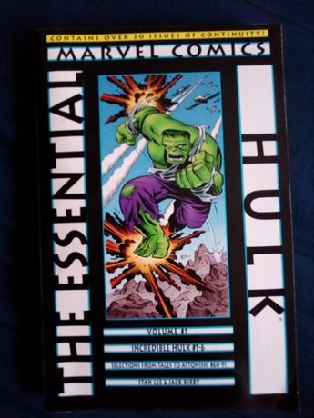 The Essential Hulk - Vol.1 - Marvel Comics