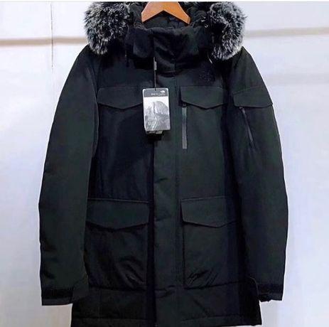 Парка The North Face (Original ) ; Мужская парка ; зимняя куртка