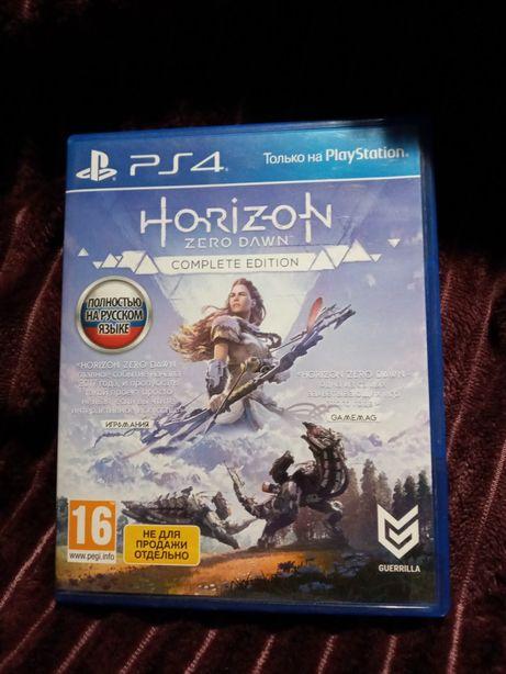 Horizon - Zero Dawn. Complete Edition/PS4