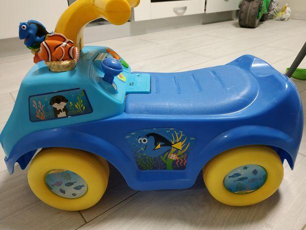 Машинка толокар kiddiеland