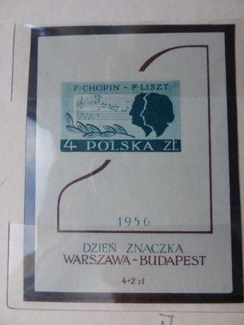 Znaczki Polska Fi 840 ** Blok 18