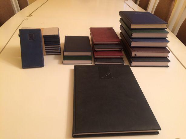 Блокноти, записьні книжки, зошитти