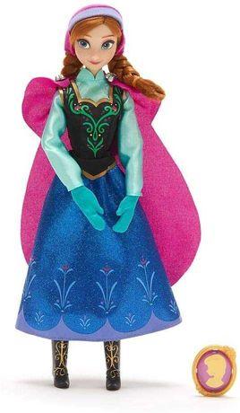 Холодное сердце 2 Анна классическая кукла Дисней Anna Classic Frozen