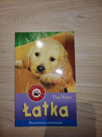 Łatka niechciany szczeniak - Tina Nolan