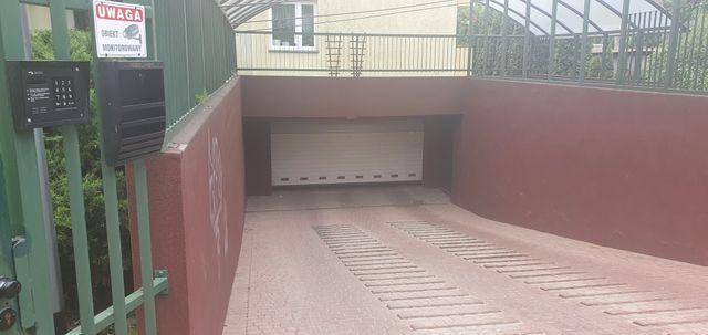 Miejsce parkingowe w garażu podziemnym osiedle ogrodzone