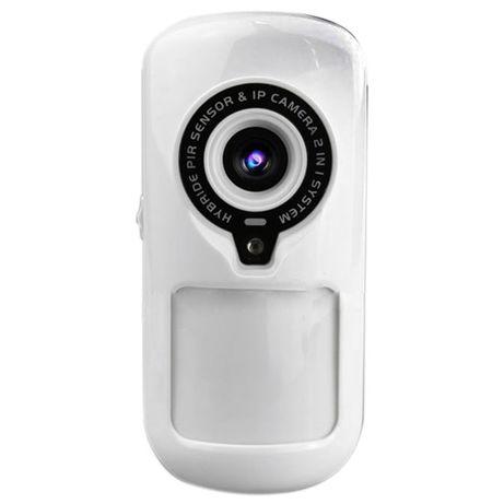 Câmara de Vídeo PIR sem fios IP WiFi para Segurança Doméstica