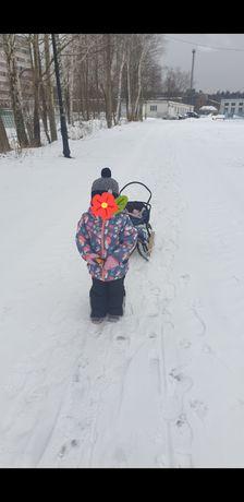 Spodnie narciarskie 51015 r. 92